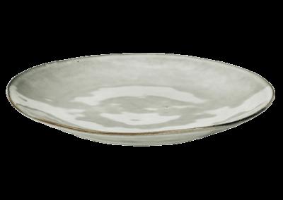 Big Dinner Plate Nordic Sand