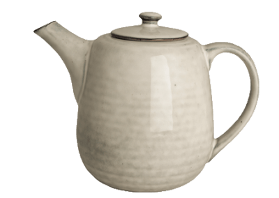 Tea Pot Nordic Sand 130cl