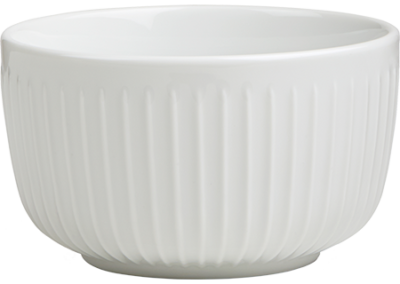 Hammershøi Bowl White