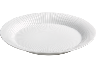 Hammershøi Plate White Medium