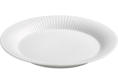 Hammershøi Plate White Small