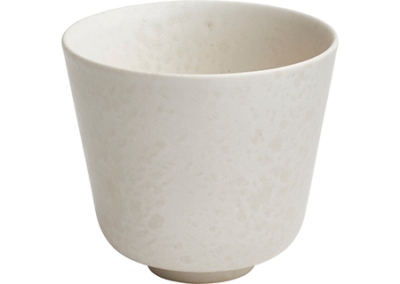 Ombria Cup Marble White