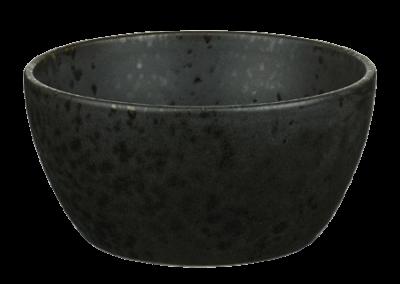 Bowl Black 12cm