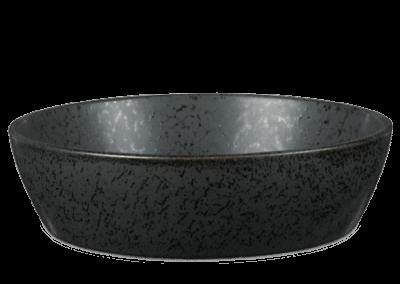 Bowl Black 18cm