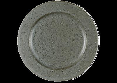 Dessert Plate Grey 22cm