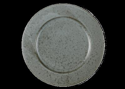Dinner Plate Grey 27cm