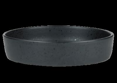 Multi Dish Black 28cm