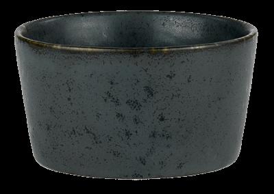 Ramekin Black 11cm