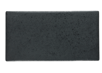 Tapas Plate Black 30cm
