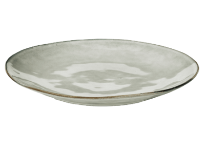 Big Dinner Plate Nordic Sand