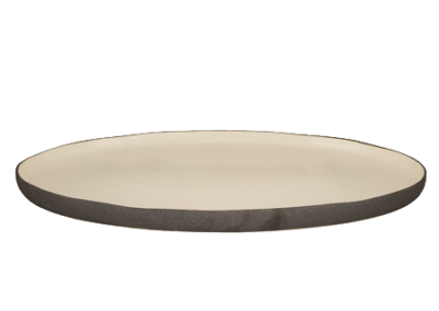Plate Oval Esrum