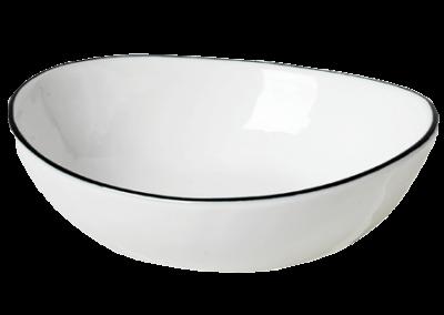 Bowl Salt 12.5x14x4cm