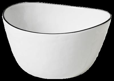 Bowl Salt 18.5x20x11cm