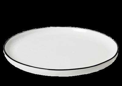Dessert Plate Salt