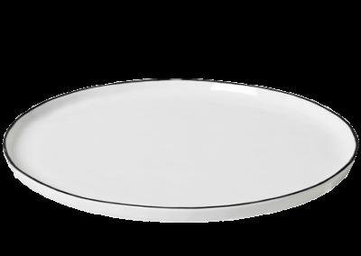 Dinner Plate Salt