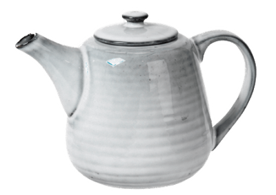 Tea Pot for One Nordic Sand