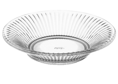 Hammershøi Glass Plate Clear 17cm