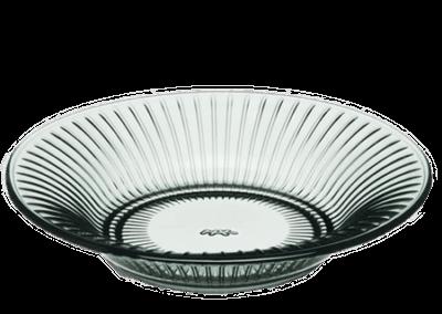 Hammershøi Glass Plate Green 17cm