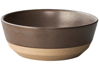 Ceramic Lab CLK-151 Bowl 13.5cm Brown