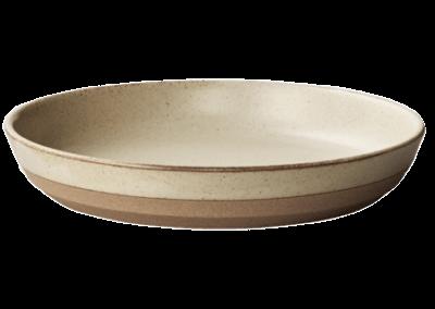 Ceramic Lab CLK-151 Deep Plate 21cm Beige