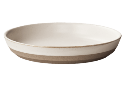 Ceramic Lab CLK-151 Deep Plate 21cm White