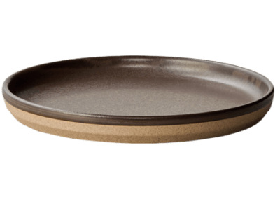 Ceramic Lab CLK-151 Plate 16cm Brown