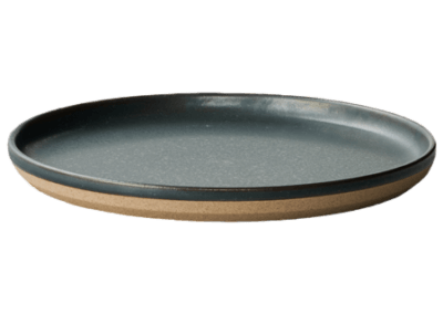 Ceramic Lab CLK-151 Plate 20cm Black