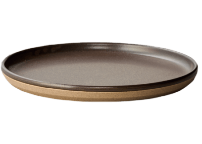 Ceramic Lab CLK-151 Plate 20cm Brown
