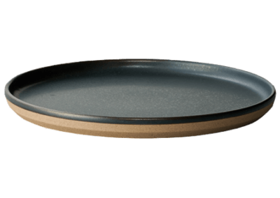 Ceramic Lab CLK-151 Plate 25cm Black