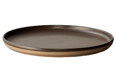 Ceramic Lab CLK-151 Plate 25cm Brown