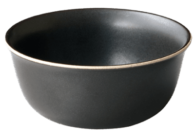 Ceramic Lab CLK-152 Bowl 14cm Black