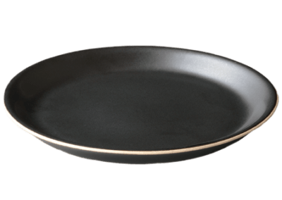 Ceramic Lab CLK-152 Plate 21cm Black