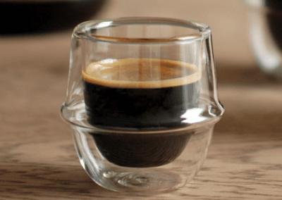 Kronos Double Wall Espresso Cup