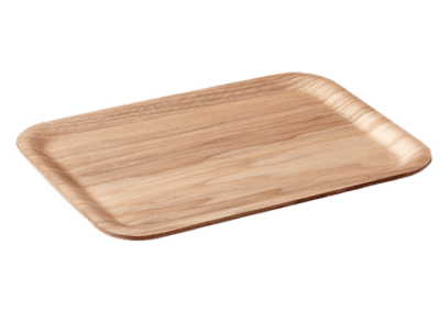 Nonslip Rectangular Tray 27cm