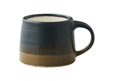 SCS-S03 Mug Black/Brown 110ml