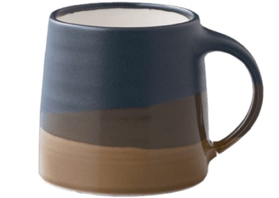 SCS-S03 Mug Black/Brown 320ml