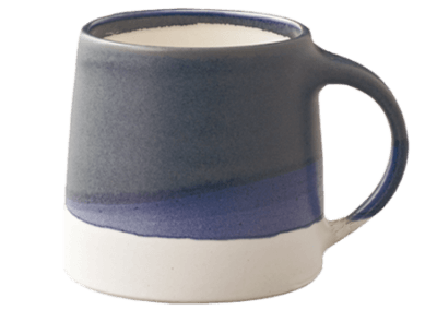 SCS-S03 Mug Navy/White 320ml