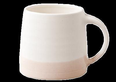SCS-S03 Mug White/Pink Beige 320ml