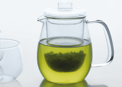 Unitea Teapot Set Glass