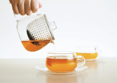 Unitea Teapot Set Plastic