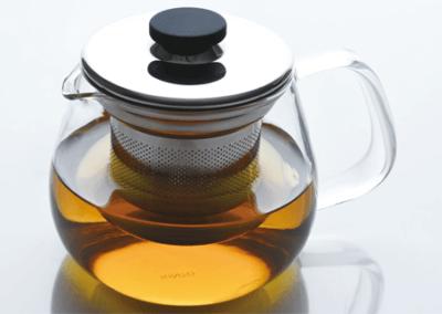 Unitea Teapot Set Stainless Steel