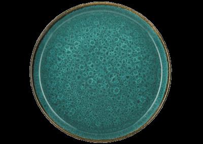Gastro Plate Matte Green/Shiny Green 27cm
