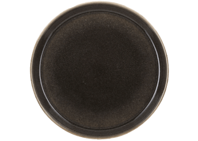 Gastro Plate Matte Grey/Shiny Grey 27cm