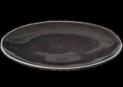 Dinner Plate 'Nordic Coal'