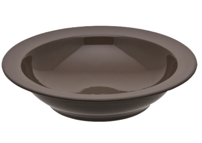 Bahia Brown Basalt Bowl 20cm