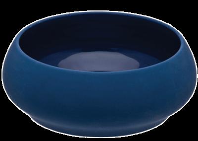 Blue Gourmet Bowl 14cm