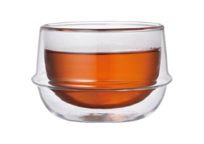 Kronos Double Wall Tea Cup