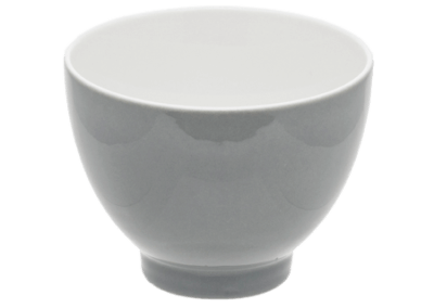 Modulo Light Grey Bowl 9cm