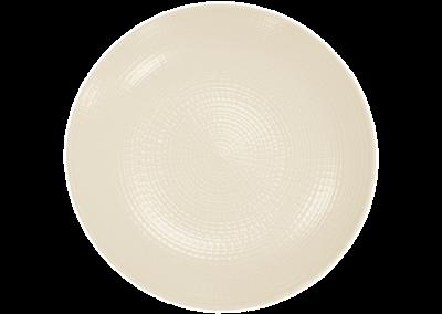 Modulo Nature Kaolin Coupe Plate 21cm
