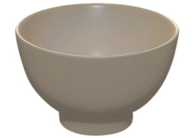 Modulo Nature Taupe Small Bowl 10cm